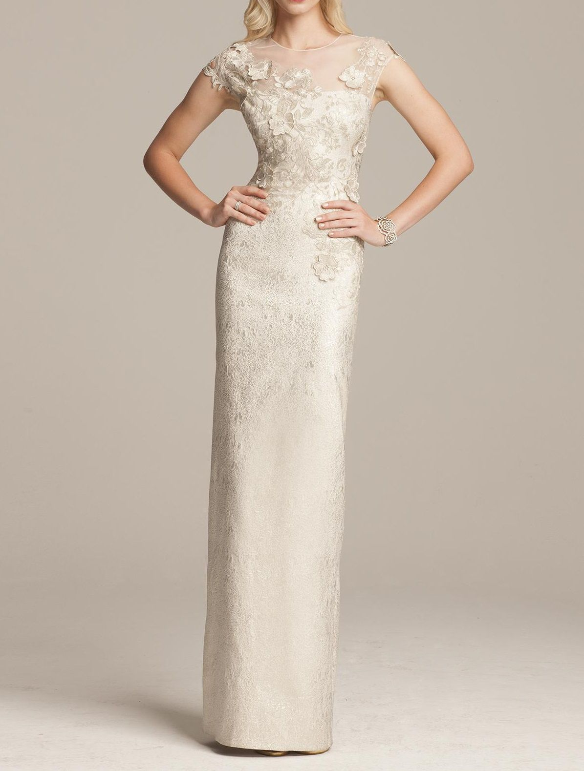 L-69 | 結婚式の母親ドレス M&V for mother