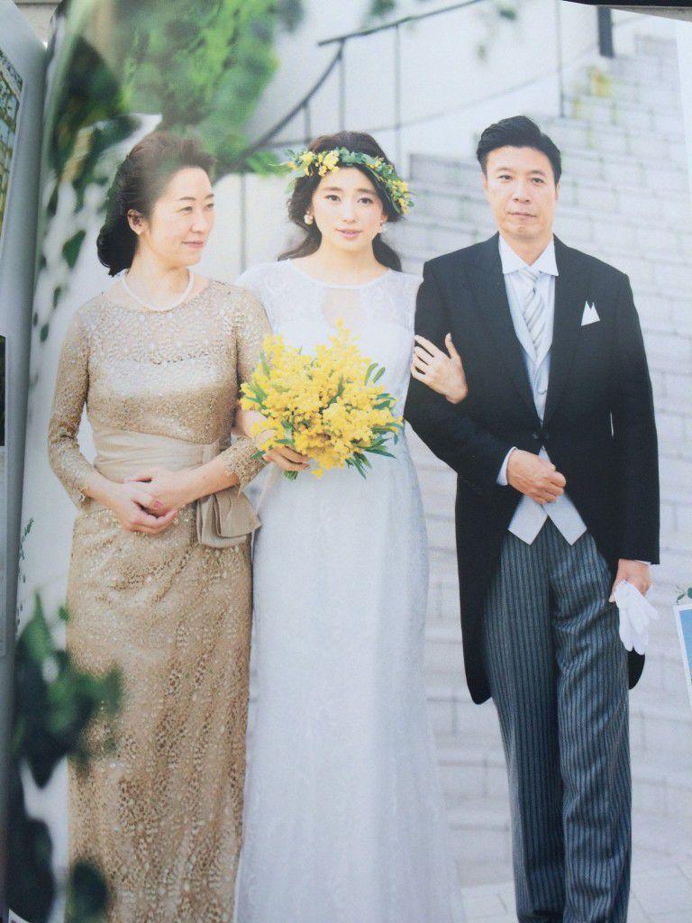 横浜湘南ウエディング3 | 結婚式の母親ドレス M&V for mother