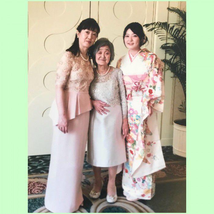 写真 2017-11-20 13 41 28 | 結婚式の母親ドレス M&V for mother