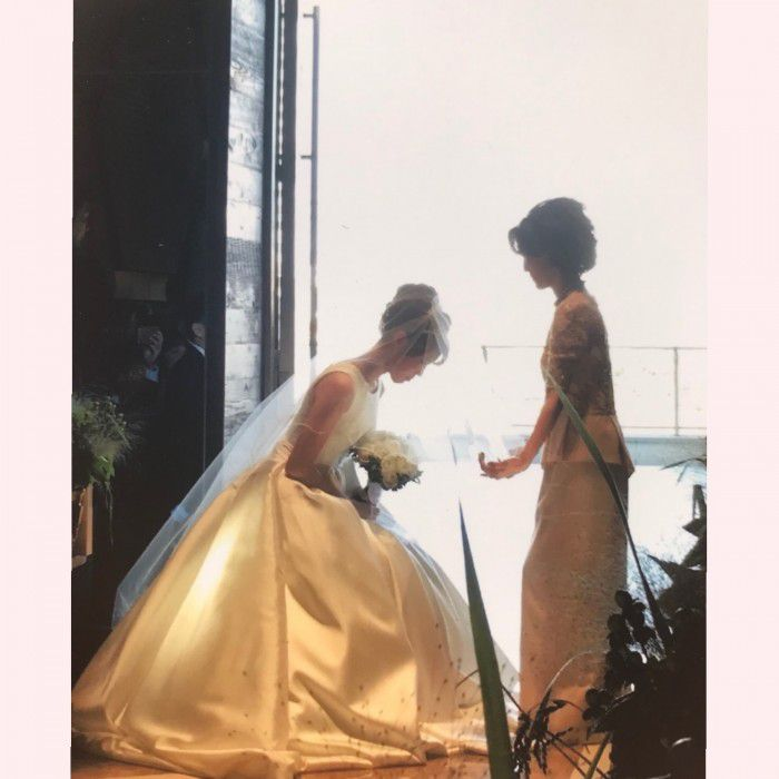 写真 2017-11-15 10 18 34 | 結婚式の母親ドレス M&V for mother