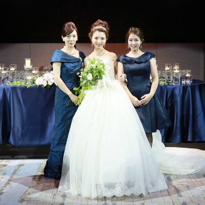 【結婚式母親のドレス】実際に結婚式でお母様がフォーマルドレスを着られた素敵なお写真を公開!|結婚式の母親ドレス M&V for mother