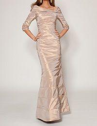結婚式の母の服装|50代前半|リヴィエラ東京(池袋)|フォーマルドレスL-46