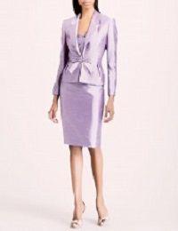 フォーマルドレスレンタル DS-06 Suits Lavender