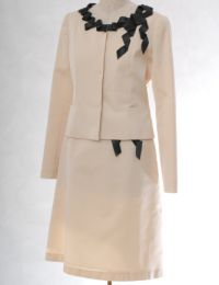 E-26 HARRODS Suits Beige/Black