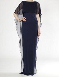 結婚式の新婦の母の服装|ウェスティンホテル東京|フォーマルドレスL-12
