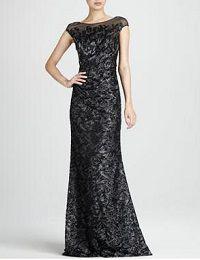 フォーマルドレスレンタル L-01 Illusion Dress ロング