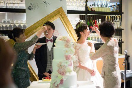"""結婚式でご両親は黒子から""""第二の主役""""へ"""