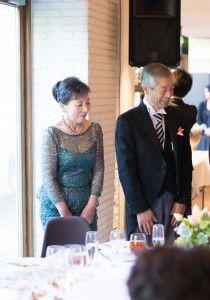 結婚式での親の役割、式場に着いたら親がすること〜ご挨拶編