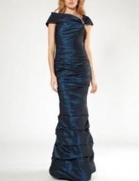 結婚式の新婦の母の服装|リビエラ逗子マリーナ|フォーマルドレスL‐11