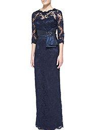 結婚式の新郎の母の服装| 日比谷パレス|フォーマルドレスL‐53