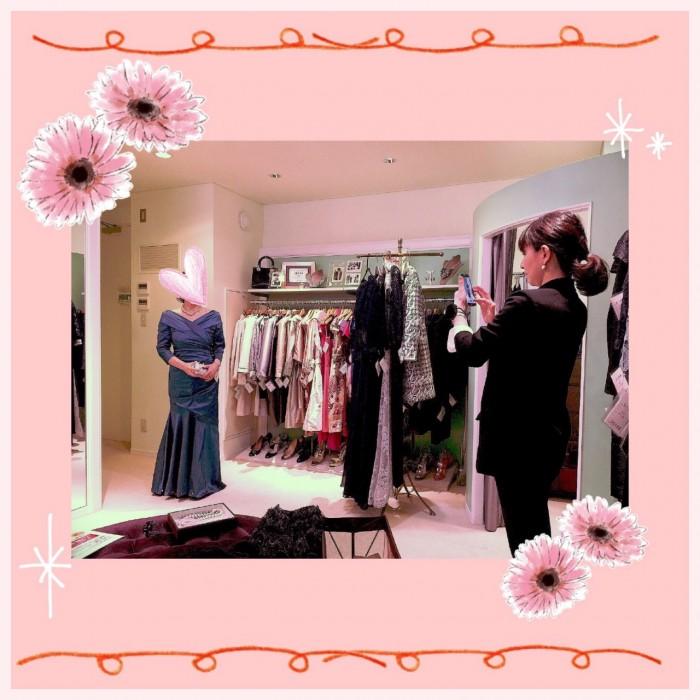 結婚式でお母様のご衣装〜着てみて初めてわかるドレスの魅力