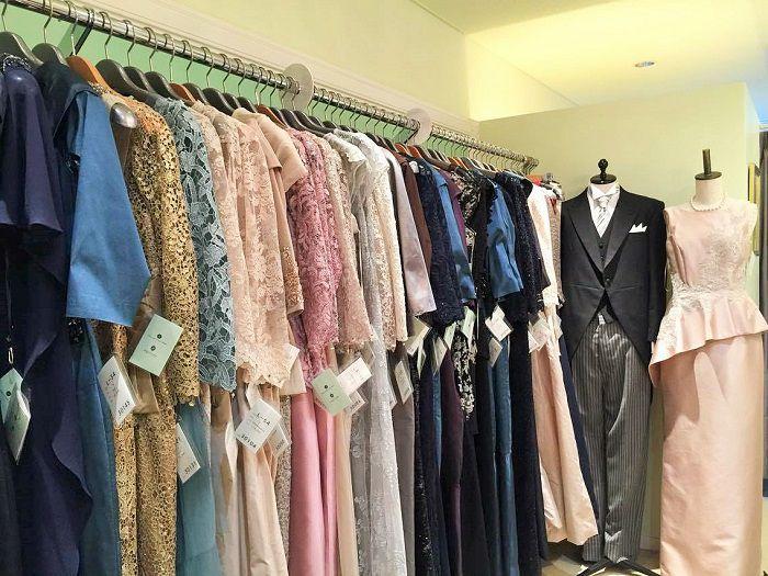結婚式でのお母様の衣裳選びはプライベートな特別空間で快適に!〜ドレスサロンM&V<Q&A>