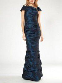 結婚式の新婦の母の服装|赤坂クラシックハウス|フォーマルドレスL-11