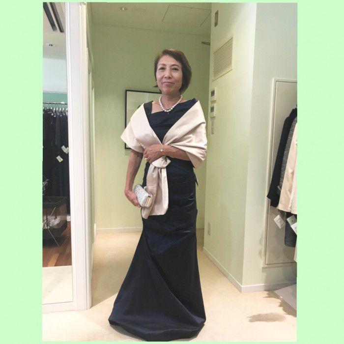 運命のドレスと巡り合えた!!〜花嫁だけでなくお母様も結婚式の衣裳選びを楽しんで
