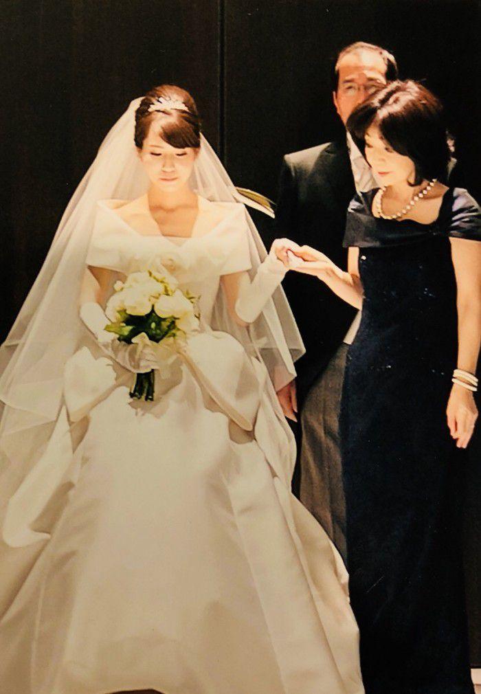 髙市節子様(3) | 結婚式の母親ドレス M&V for mother