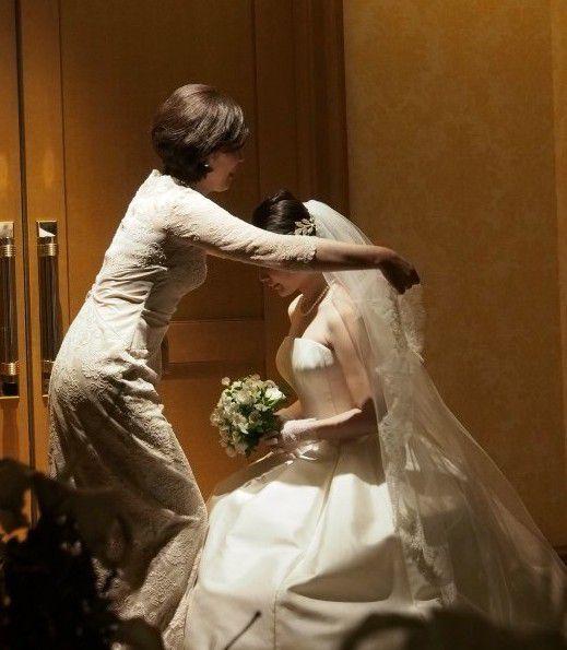 OLYMPUS DIGITAL CAMERA | 結婚式の母親ドレス M&V for mother
