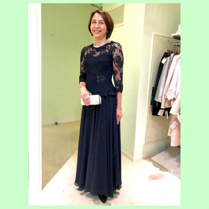 IMG_3733 | 結婚式の母親ドレス M&V for mother
