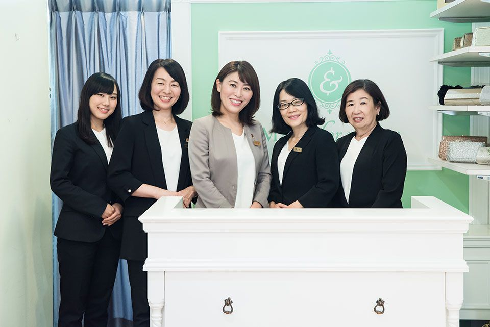 M&V for Motherスタッフ | 結婚式の母親ドレス M&V for mother
