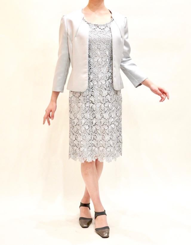 M&V for mother DS03a 結婚式の母親ドレス・フォーマルドレスのレンタル