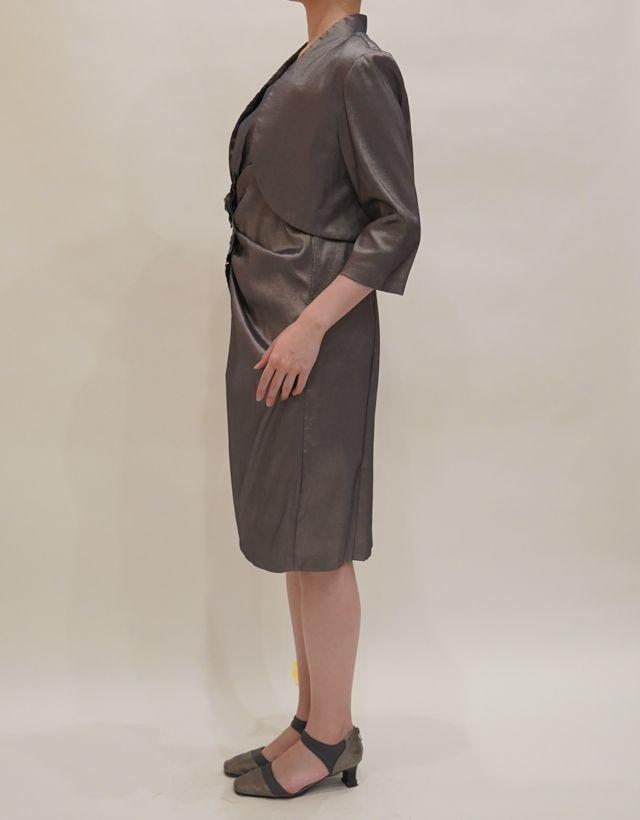 M&V for mother DS10e 結婚式の母親ドレス・フォーマルドレスのレンタル