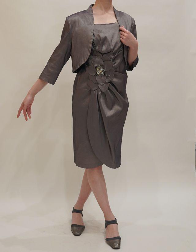 M&V for mother DS10g 結婚式の母親ドレス・フォーマルドレスのレンタル