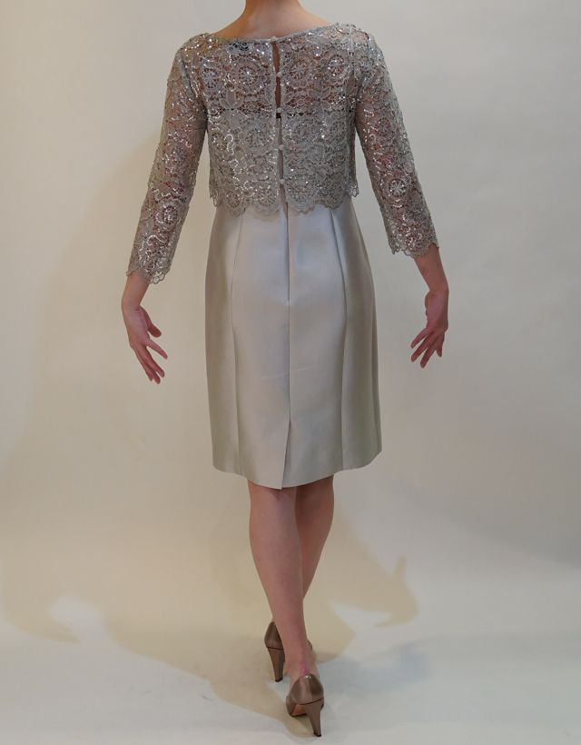 M&V for mother DS16e 結婚式の母親ドレス・フォーマルドレスのレンタル