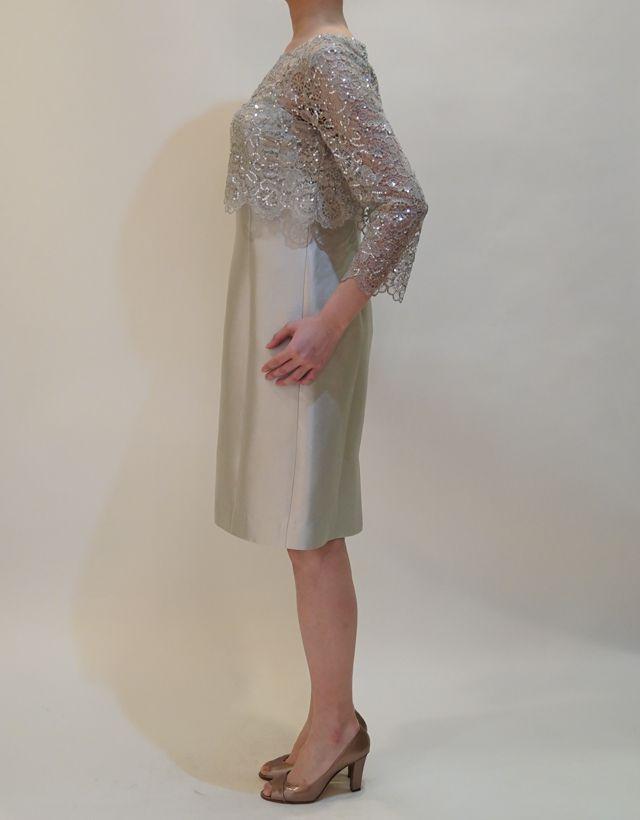 M&V for mother DS16g 結婚式の母親ドレス・フォーマルドレスのレンタル
