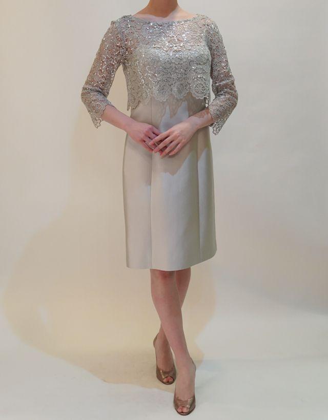 M&V for mother DS16i 結婚式の母親ドレス・フォーマルドレスのレンタル