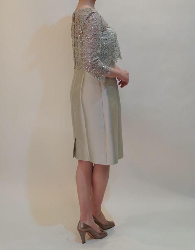M&V for mother DS16m 結婚式の母親ドレス・フォーマルドレスのレンタル