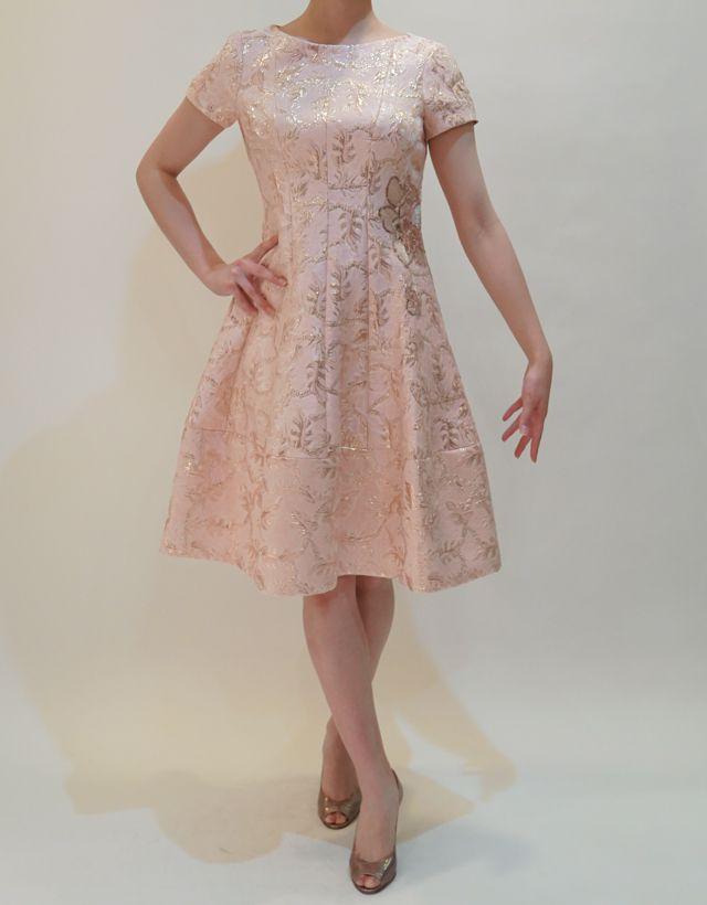 M&V for mother DS19a 結婚式の母親ドレス・フォーマルドレスのレンタル