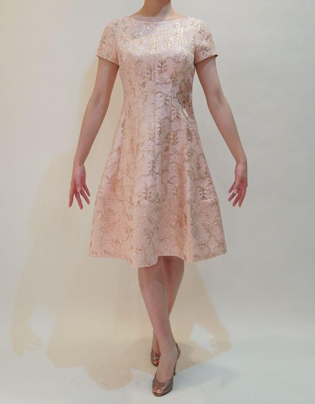 M&V for mother DS19b 結婚式の母親ドレス・フォーマルドレスのレンタル