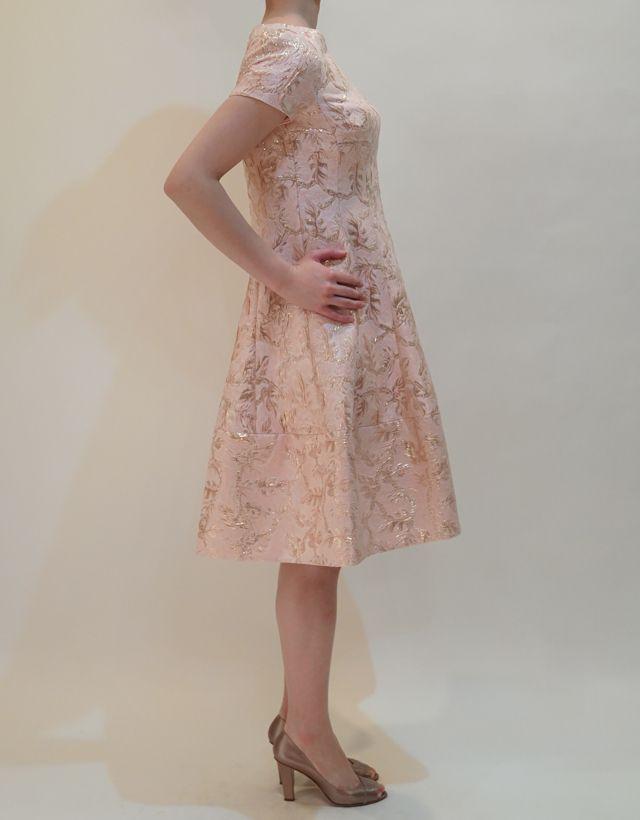 M&V for mother DS19c 結婚式の母親ドレス・フォーマルドレスのレンタル