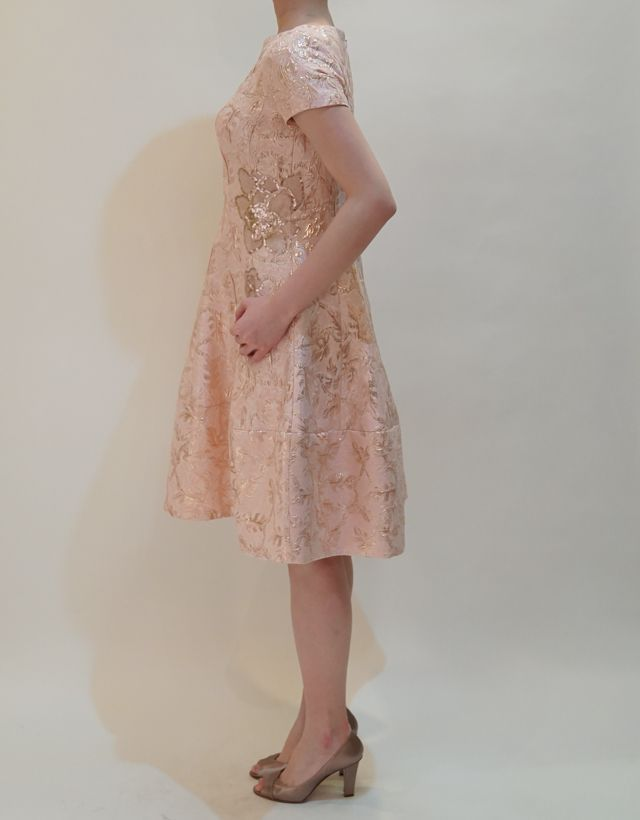 M&V for mother DS19f 結婚式の母親ドレス・フォーマルドレスのレンタル
