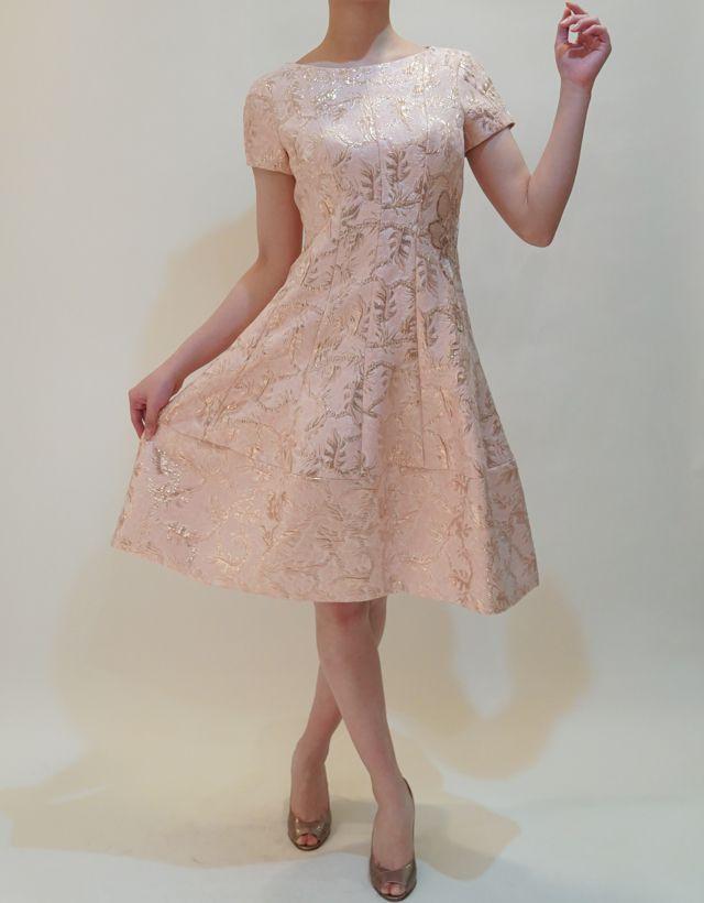 M&V for mother DS19g 結婚式の母親ドレス・フォーマルドレスのレンタル