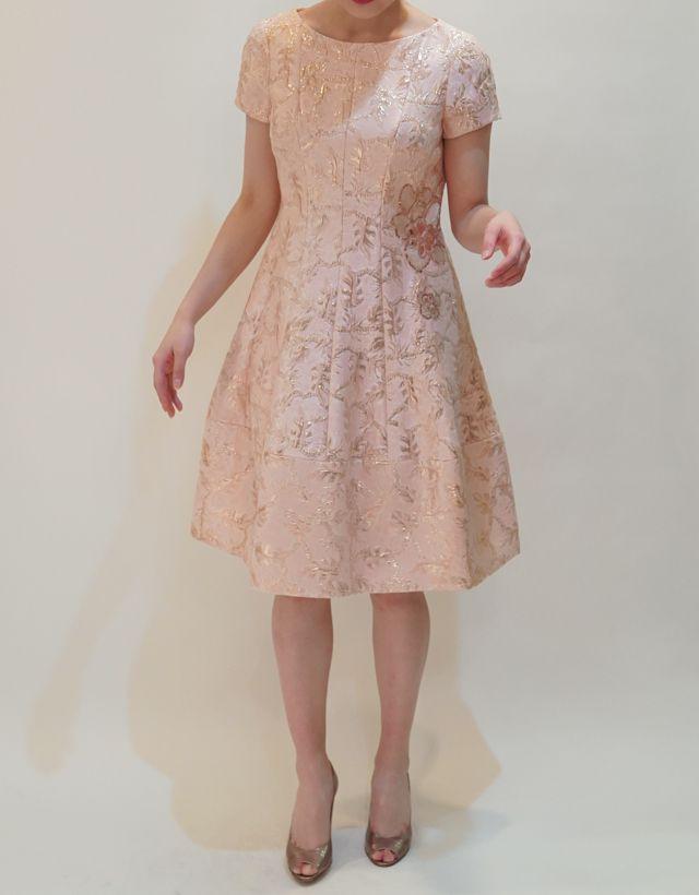 M&V for mother DS19i 結婚式の母親ドレス・フォーマルドレスのレンタル