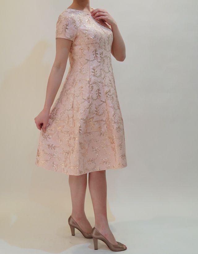 M&V for mother DS19k 結婚式の母親ドレス・フォーマルドレスのレンタル