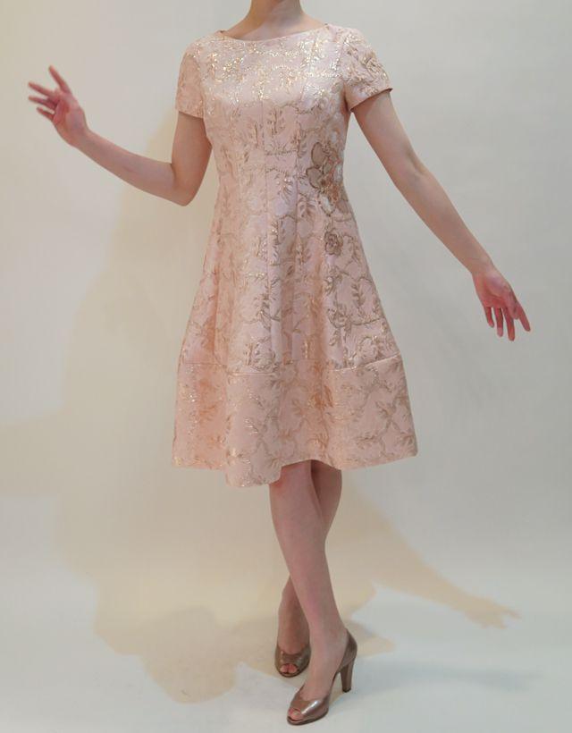 M&V for mother DS19n 結婚式の母親ドレス・フォーマルドレスのレンタル