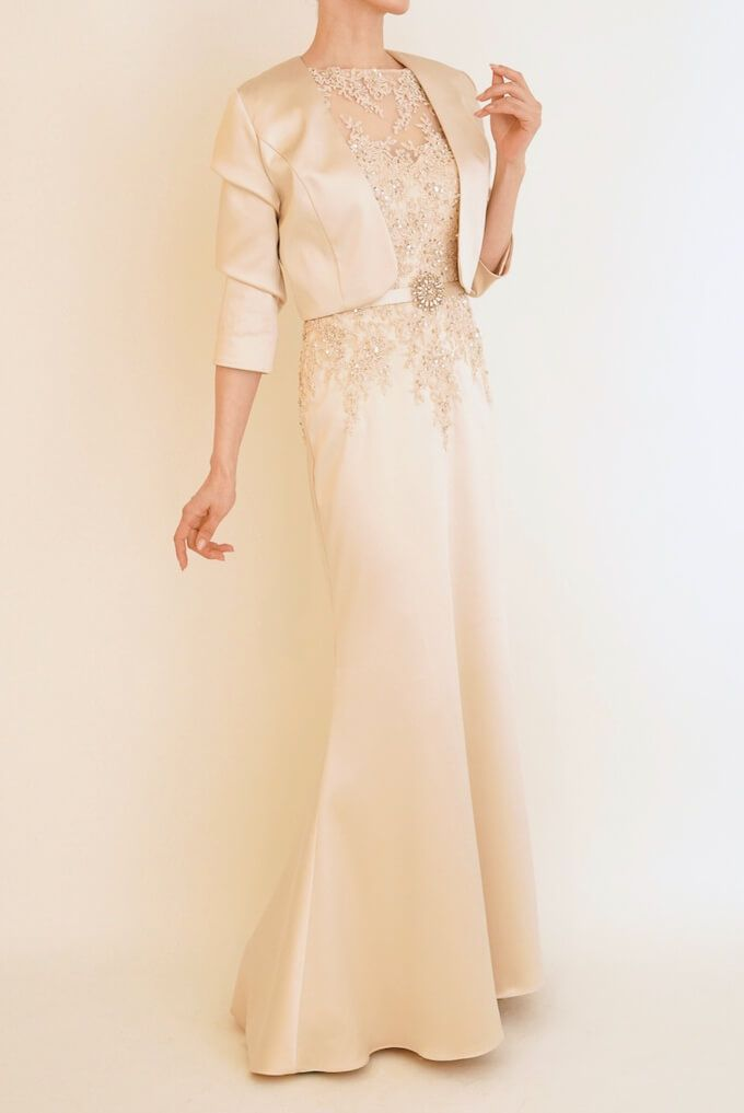 M&V for mother IMG_0436 結婚式の母親ドレス・フォーマルドレスのレンタル