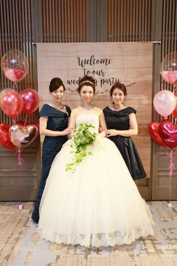 結婚式,母親,衣装,高級,レンタル,フォーマルドレス | 結婚式の母親ドレス M&V for mother
