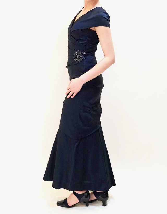 M&V for mother L10e 結婚式の母親ドレス・フォーマルドレスのレンタル