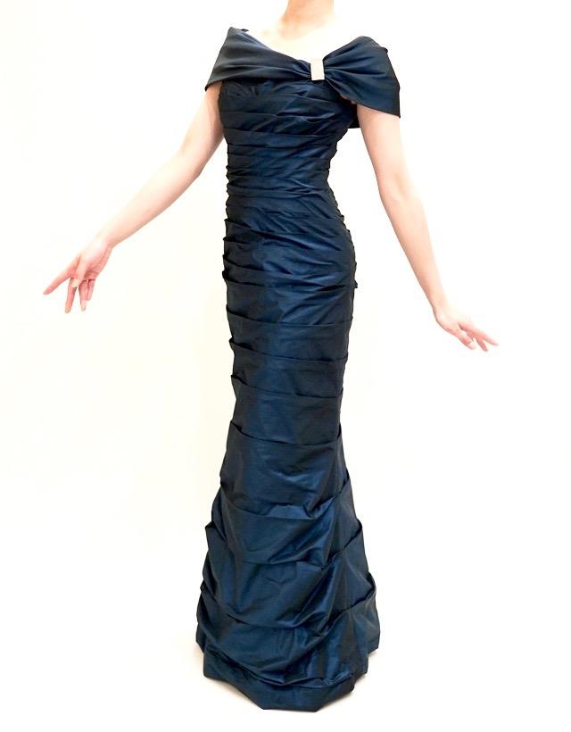 L11o | 結婚式の母親ドレス M&V for mother