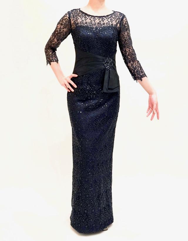 L15a | 結婚式の母親ドレス M&V for mother