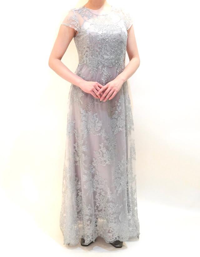M&V for mother L48l 結婚式の母親ドレス・フォーマルドレスのレンタル