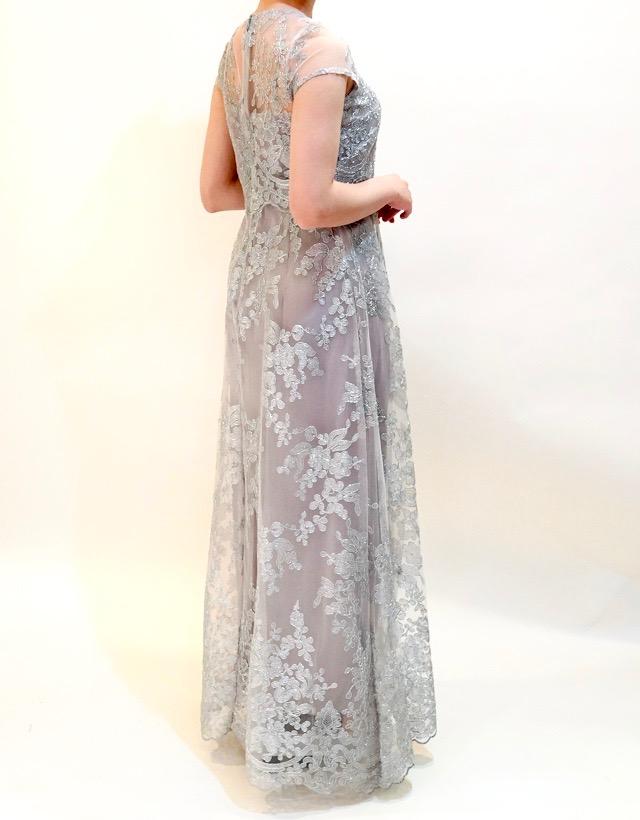 M&V for mother L48m 結婚式の母親ドレス・フォーマルドレスのレンタル