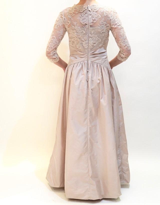 M&V for mother L55e 結婚式の母親ドレス・フォーマルドレスのレンタル