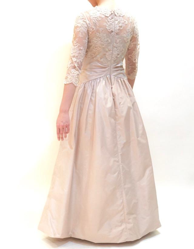 M&V for mother L55l 結婚式の母親ドレス・フォーマルドレスのレンタル