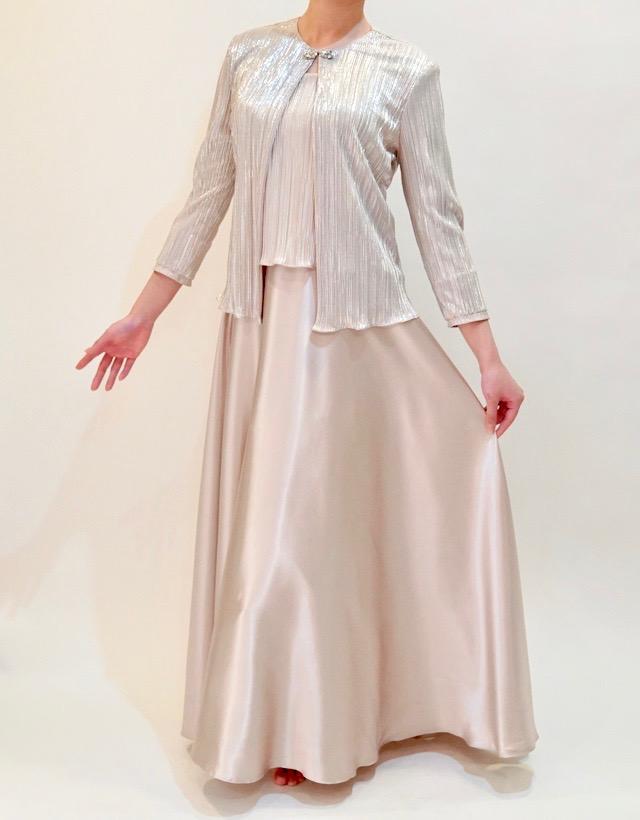 M&V for mother L60i 結婚式の母親ドレス・フォーマルドレスのレンタル