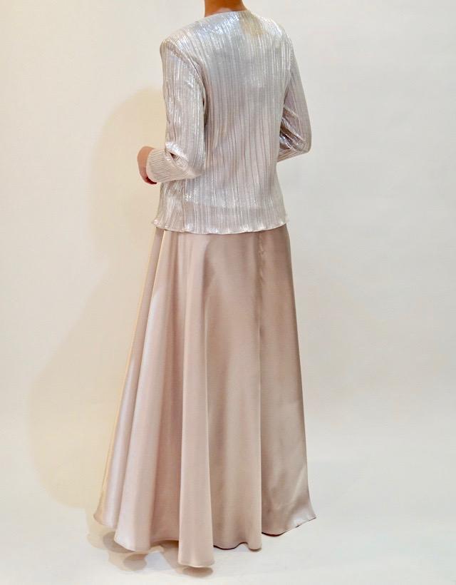 M&V for mother L60m 結婚式の母親ドレス・フォーマルドレスのレンタル