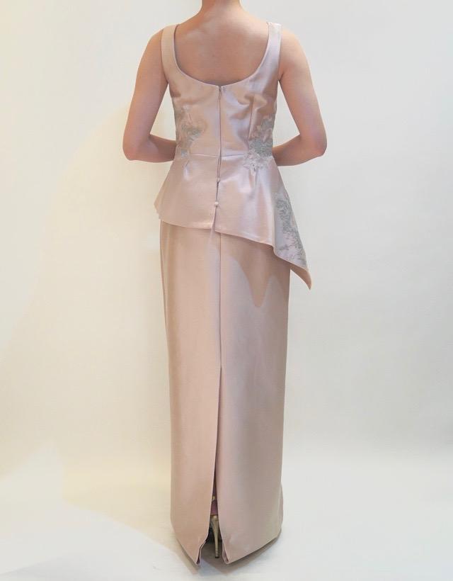 M&V for mother L67e 結婚式の母親ドレス・フォーマルドレスのレンタル