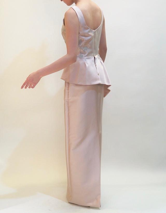 M&V for mother L67k 結婚式の母親ドレス・フォーマルドレスのレンタル